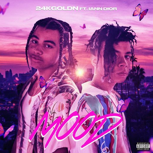 Mood (feat. Iann Dior)