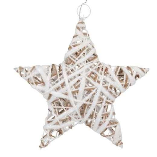 Adorno de Navidad en forma de estrella luminosa | Maisons du Monde