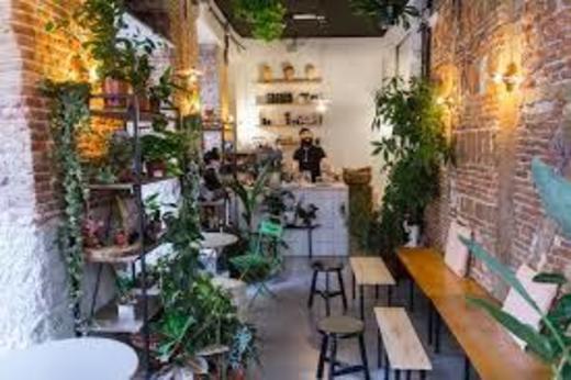 Cafeteria Plántate