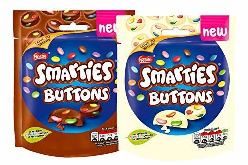 Smarties Buttons