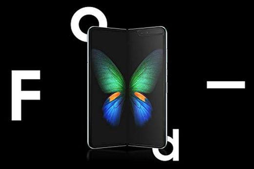 SAMSUNG Galaxy Fold 5G Plata Libre sin Branding