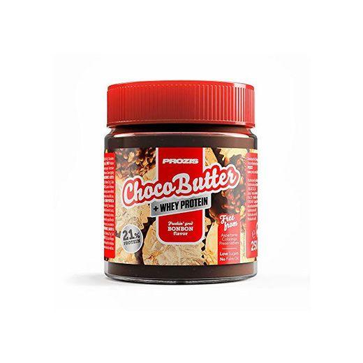 Prozis Whey Choco Butter 250g Bonbon