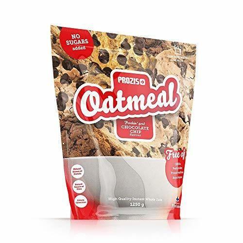 Prozis Oatmeal - Cereales Repletos de Proteínas
