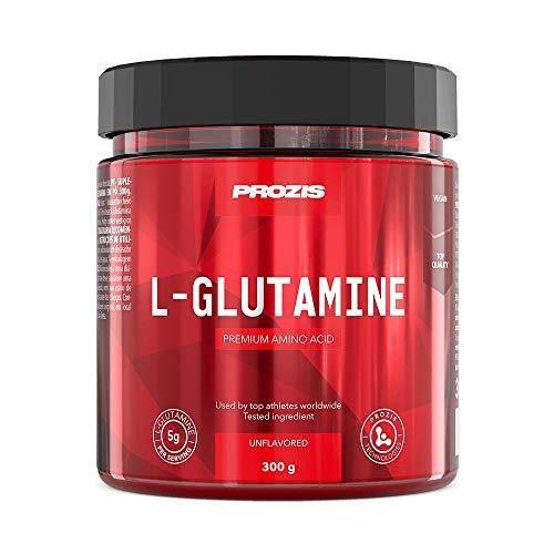 Prozis L-glutamina Componente Fundamental de las Proteínas