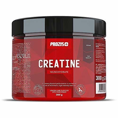 Prozis Creatina monohidrato Estimular la Fuerza