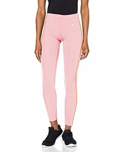 Nike Sportswear Leggings Pantalones, Mujer, Rosa