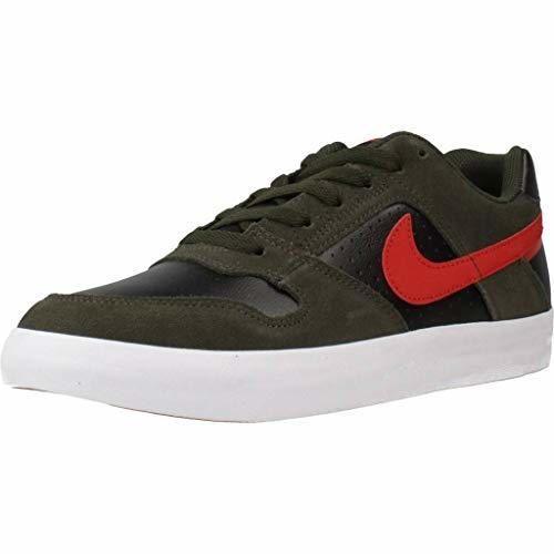 Nike Men's SB Delta Force Vulc Skateboarding Shoe, Zapatillas Unisex Adulto, Multicolor