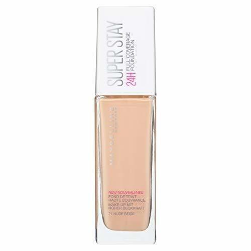 Maybelline Base de Maquillaje Superstay 24H Cobertura Total