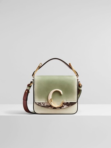 Chloé mini C bag