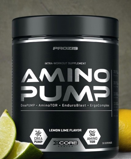 Amino PUMP 30 servings - Desenvolvimento Muscular