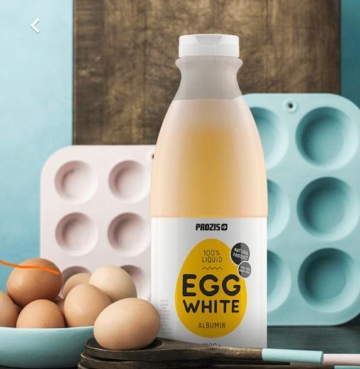 Claras de ovo