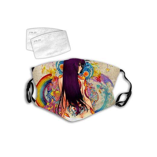 135 Camuflaje cómodo ajustable divertido patrón decoración facial unisex