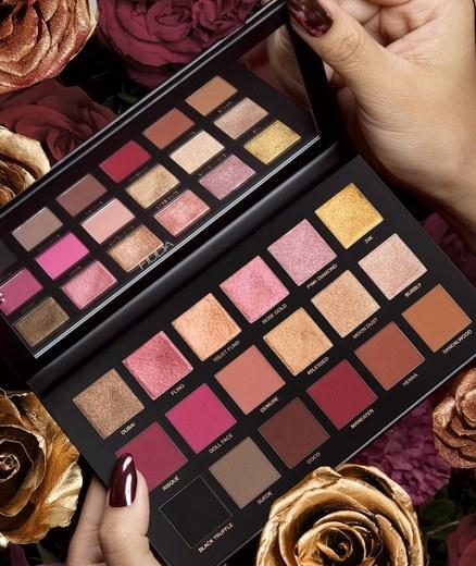 Rose Gold Palette Huda Beauty