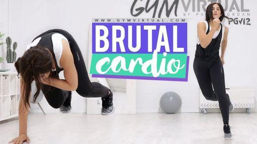 BRUTAL CARDIO HIIT | 7 MINUTOS - YouTube