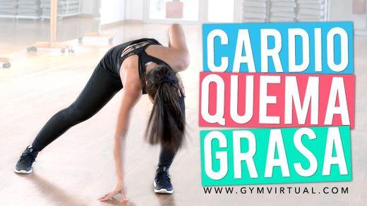 CARDIO HIIT | 5 MINUTOS QUEMA GRASA - YouTube