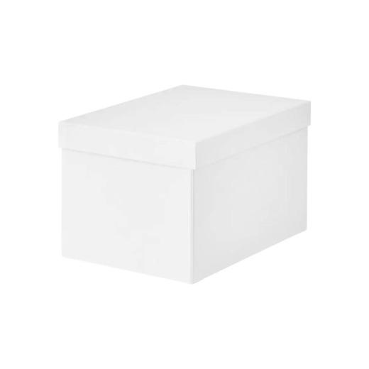 TJENA Caixa de arrumação c/tampa