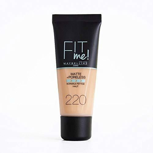 Maybelline Fit Me Base de Maquillaje Mate
