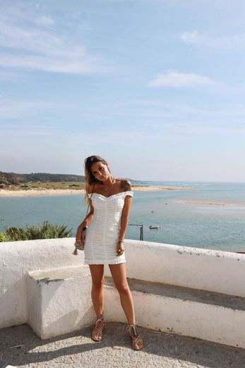 White Mini Dress - SALE