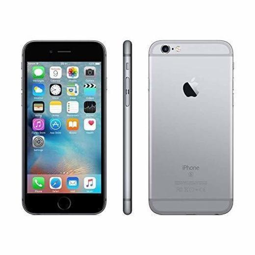 Apple iPhone 6s 32GB Gris Espacial
