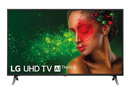 LG 43UM7100ALEXA - Smart TV 4K UHD de 109 cm