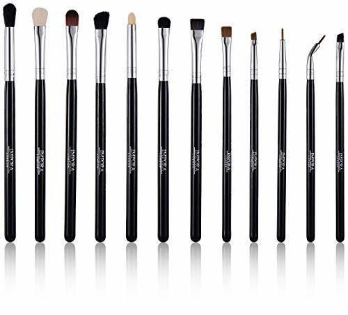Set de Brochas para Maquillaje de Ojos por Impora London. Incluye