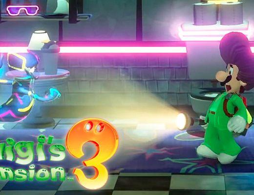 Luigi's Mansion 3: Multiplayer Pack - Part 2
