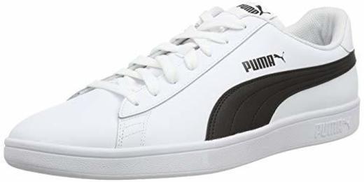 Puma Smash V2 L, Zapatillas Unisex Adulto, Blanco