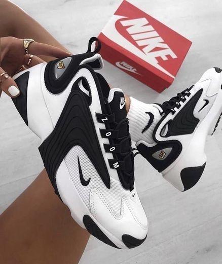 Nike Nike Zoom 2k Zapatillas Hombre, Blanco