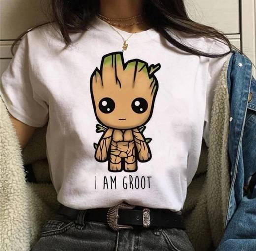 T-shirt baby groot