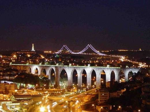 Aqueduto das águas livres - Lisboa 🇵🇹