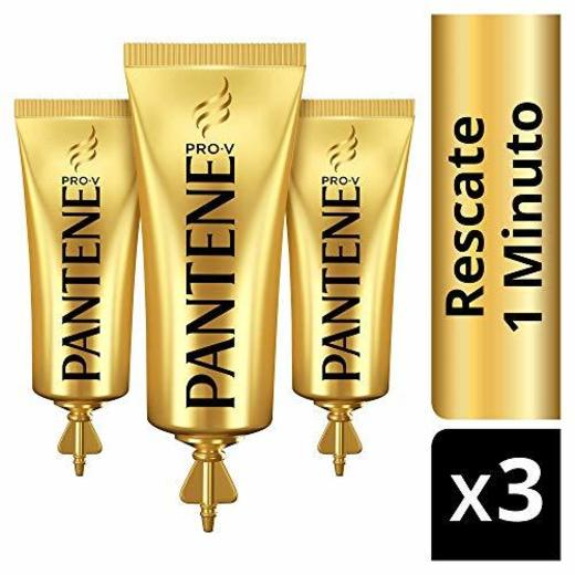 Pantene Repara & Protege Ampolla -  3 x 15ml, Total