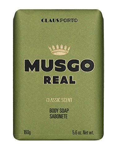 Claus Porto Musgo Real Men's Body Soap