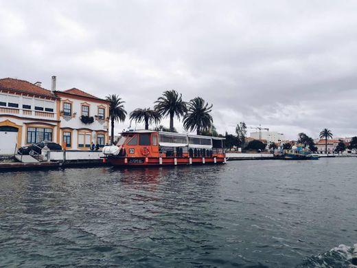 Barcos na Ria