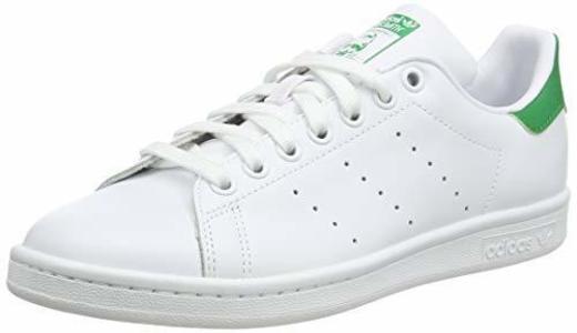 Adidas Stan Smith, Zapatillas de Deporte Unisex Adulto, Blanco