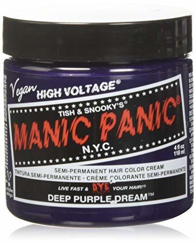 MANIC PANIC CLASSIC DEEP PURPLE DREAM
