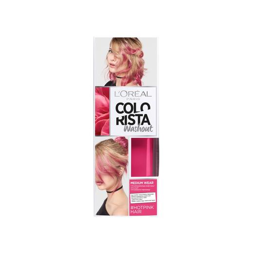 Colorista hot pink