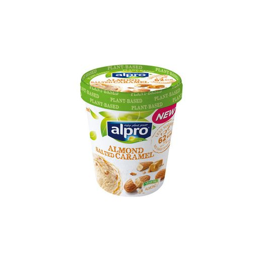 Gelado Alpro Amendoa Com Caramelo vegan
