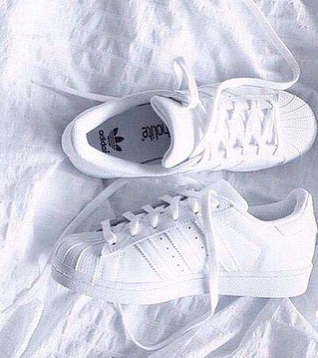 Adidas Superstar Foundation, Zapatillas Unisex Infantil, Blanco (Ftwr White/Ftwr White/Ftwr White)