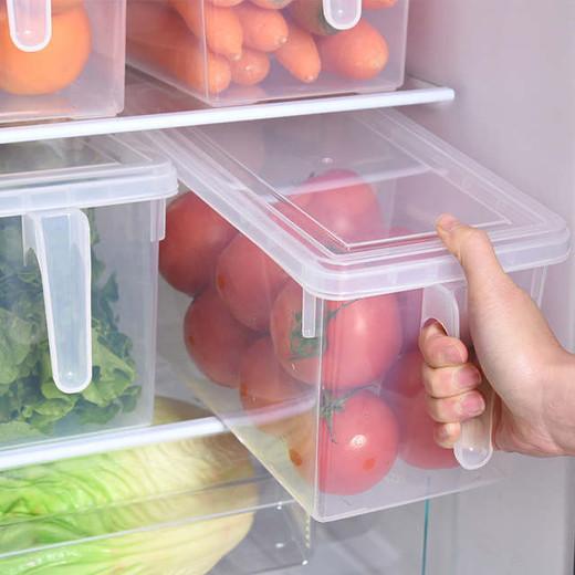 Caixa para guardar legumes