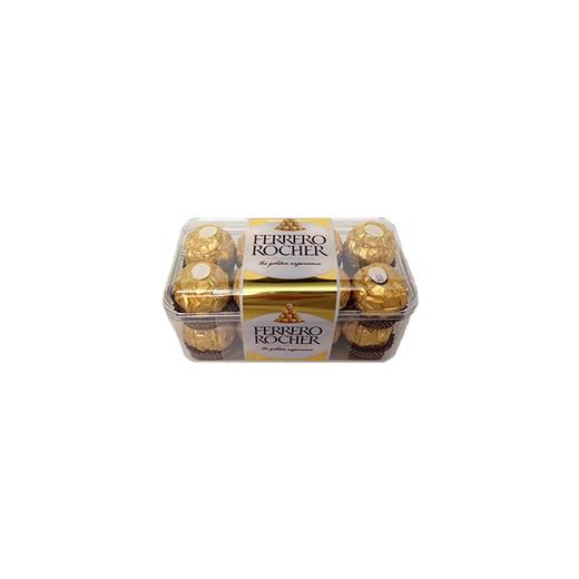 Ferrero Rocher - Caja de Regalo con 16 Piezas - 200g -