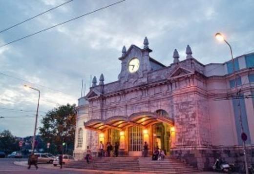 Estação Nova, Coimbra