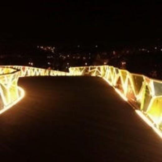 Ponte Pedonal Pedro e Inês
