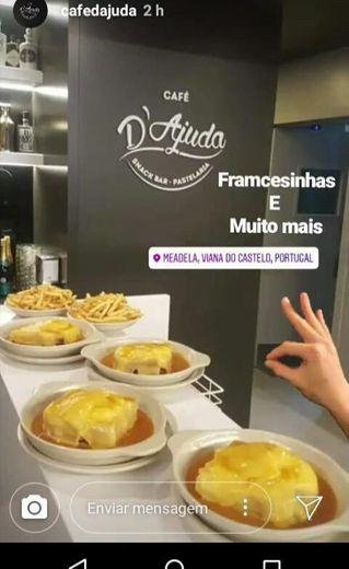 Café D'Ajuda