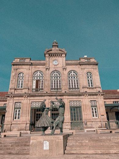 Estação ferroviária de Viana