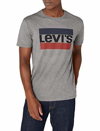 Levi's Graphic Camiseta, Gris