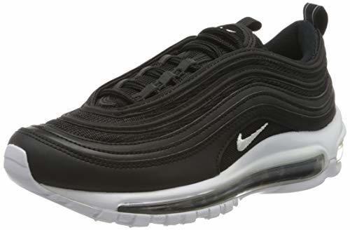 Nike Air MAX 97, Zapatillas de Running para Hombre, Negro