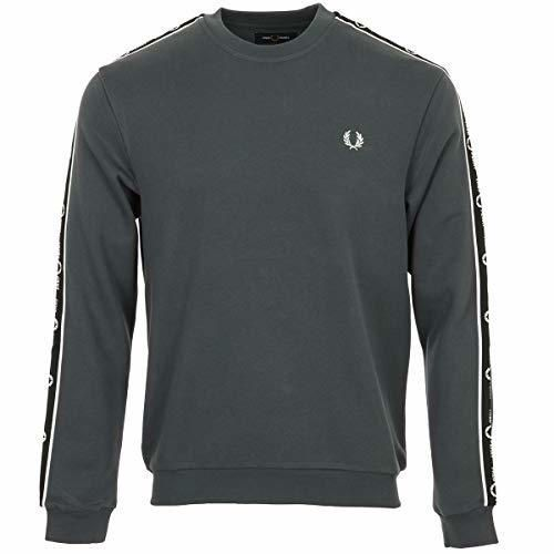 Fred Perry Taped Shoulder Sweatshirt