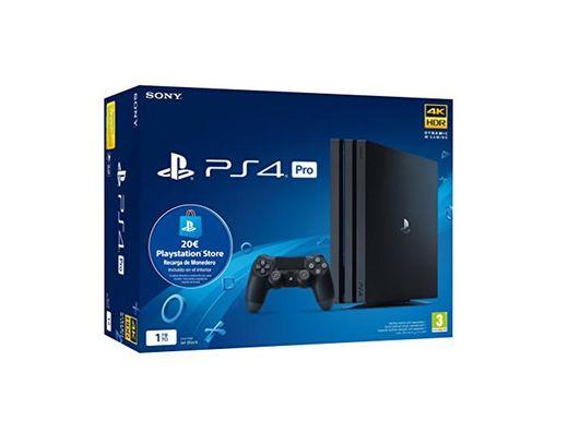 Playstation 4 Pro (PS4) - Consola de 1TB
