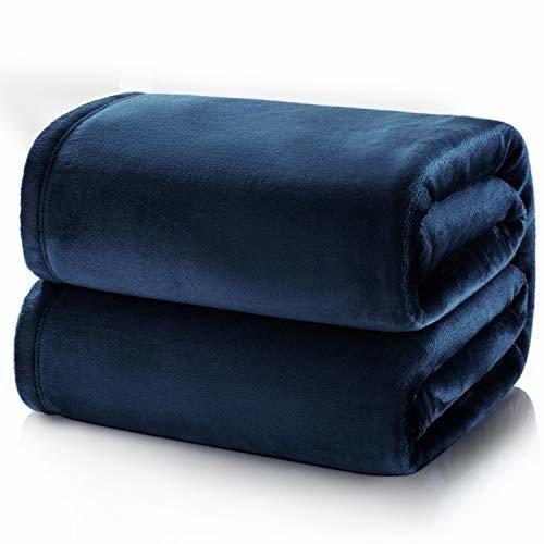 Bedsure Mantas para Sofás de Franela 270x230 cm