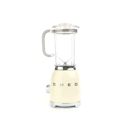 Smeg BLF01CREU - Batidora de vaso 16,3 x 19,7 x 39,7 cm,